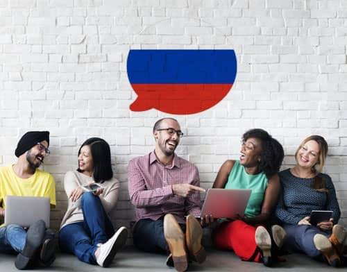 Russian for the workforce